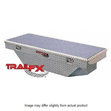 "TrailFX-120632-63"" Single Lid Low Profile Tool Box 