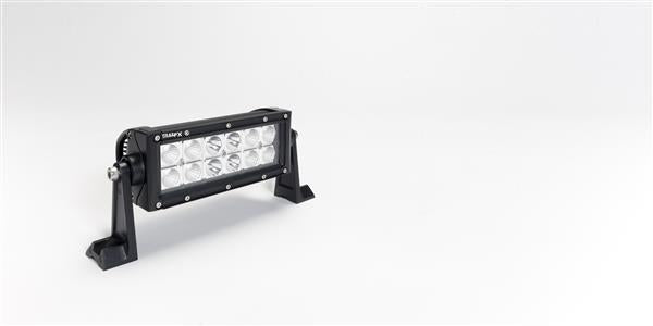 "TrailFX-1306151-TrailFX® 1306151 Double Row 6"" LED Light Bar 12 LED Straight COMBO-AutoAccessoriesGuru.com"