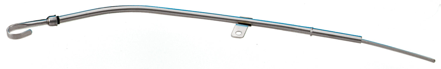 Chevrolet Performance Parts-141-551-Engine Oil Pan Dipstick and Tube Kit Chrome Steel For Small Block Chevy 78-82 Chevrolet Performance Parts-AutoAccessoriesGuru.com