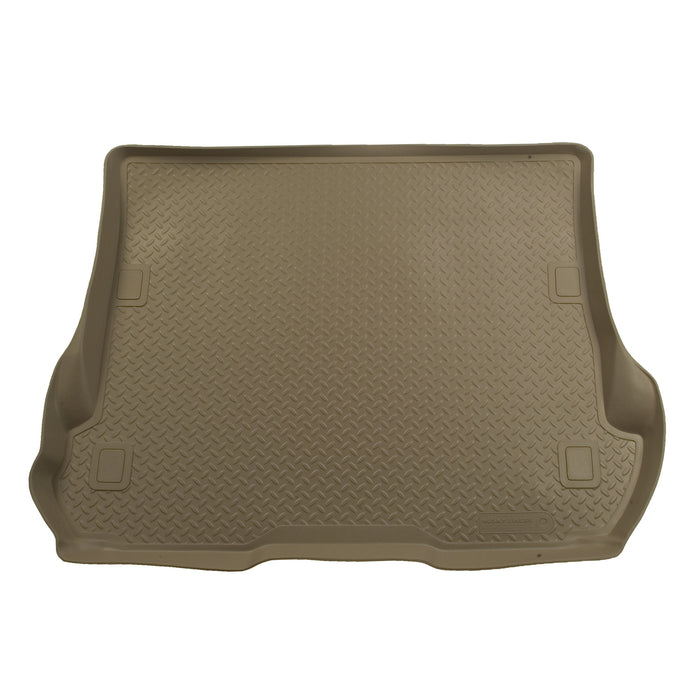 Husky Liners-20163-Husky Cargo Liner 07-15 Jeep Compass/Patriot 2nd Row-Tan-AutoAccessoriesGuru.com