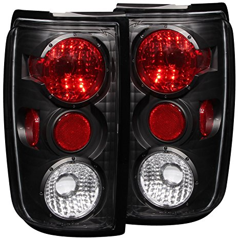ANZO USA-211057-Anzo USA 211057 Black/Red Tail Light Assembly 97-02 Ford Expedition-AutoAccessoriesGuru.com