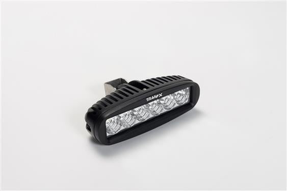 "TrailFX-2116141-TrailFX® 2116141 8"" LED Work Light Bar 18W 6 LED FLOOD-AutoAccessoriesGuru.com"