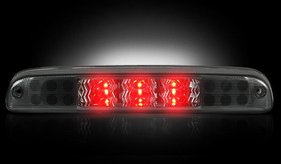 RECON 264116BK - SMOKED LED 3rd Brake Light 99-16 Ford SuperDuty