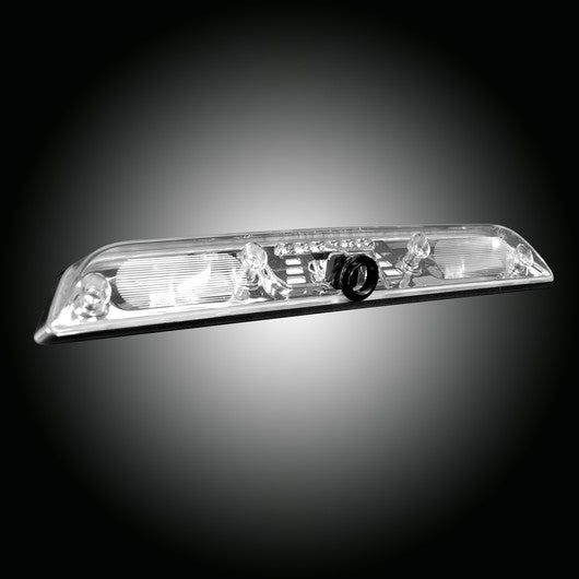 RECON 264129CAMCL - CLEAR LED 3rd Brake Light 15-17 Ford F-150