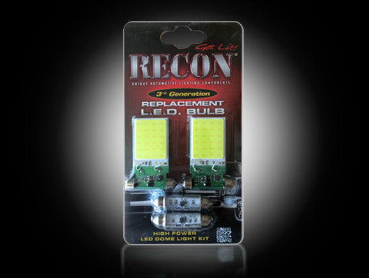 Recon 264162HP LED DomeLight Replacement Kit