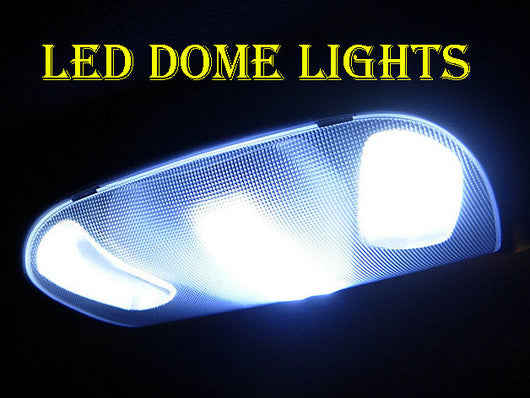 RECON-264163-Recon LED DomeLight Kit 99-10 Ford SuperDuty & 97-03 F-150 # 264163-AutoAccessoriesGuru.com