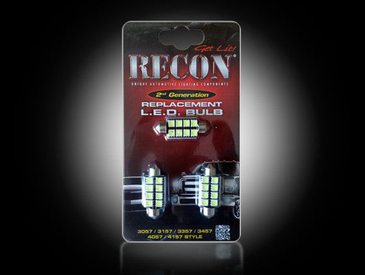 Recon LED DomeLight Kit 02-08 Dodge Ram 1500 03-09 Ram 2500/3500 # 264164