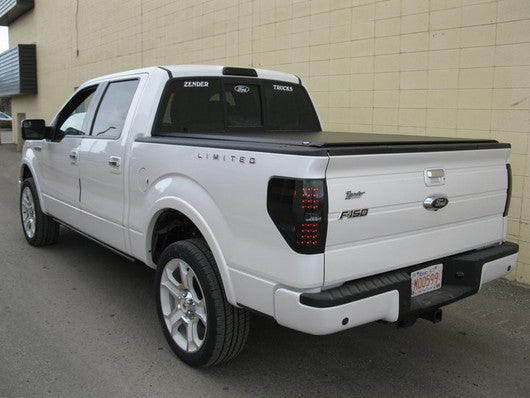 Recon LED Tail Lights Ford F-150 Raptor 09-14 SMOKED #264168BK-Auto Accessories Guru .COM