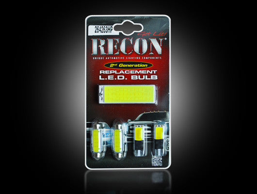 Recon 264263HP LED DomeLight Replacement Kit