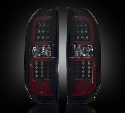 264288BK Recon LED Tail Lights 07-17 Toyota Tundra