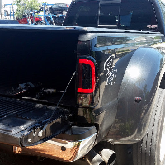 Recon LED Tail Lights Ford F-150 97-03 SMOKED #264292BK-Auto Accessories Guru .COM