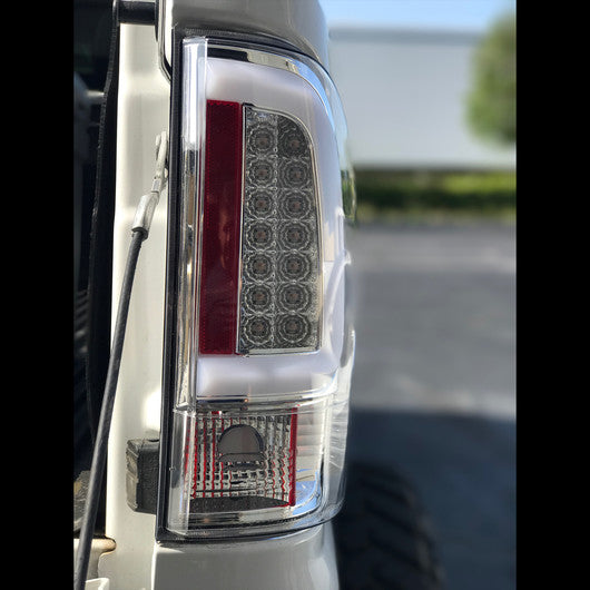 Recon LED Tail Lights Ford F-150 97-03 CLEAR #264292CL-Auto Accessories Guru .COM