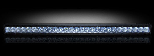 "RECON-264509CL-RECON 264509CL Single Row 30"" LED Light Bar w/ 27 5-Watt CREE XTE-AutoAccessoriesGuru.com"