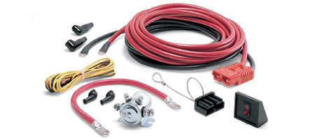 WARN Industries-32966-Portable Winch Quick Connector Kits Rear Mounting 24' WARN Industries-AutoAccessoriesGuru.com