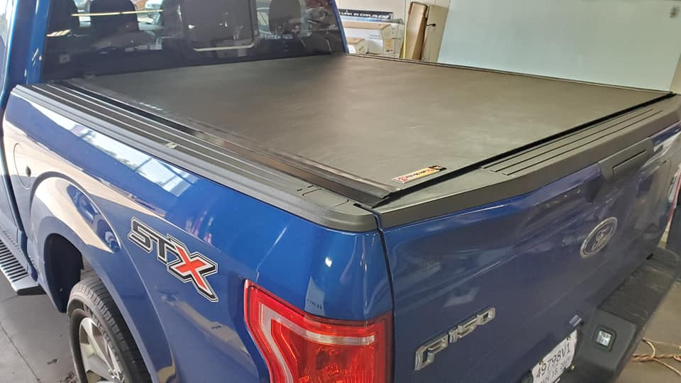 BAK Industries 39329 Truck Bed Cover