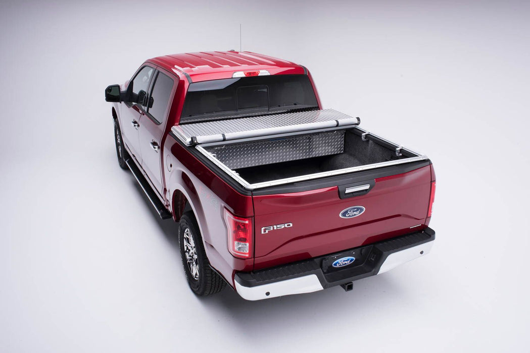 Extang 32465 Classic ToolBox Tonneau Cover; 14-19 TOYOTA TUNDRA 6.5' BED