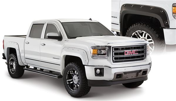 Bushwacker 40958-02 BOSS Pocket Style Fender Flares GMC Sierra