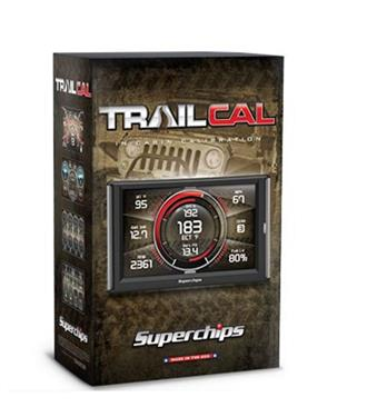 Superchips-41051-Superchips 41051 TrailCal Programmer/Calibrator 15-18 JEEP WRANGLER JK-AutoAccessoriesGuru.com
