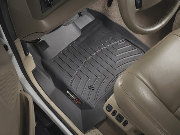 Ford F250/350/450 SuperDuty 99-07 FRONT WeatherTech Digital Fit Floorliners-AutoAccessoriesGuru.com