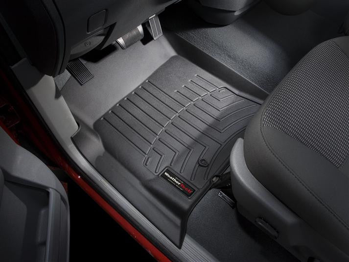 WeatherTech-440041-Dodge Ram 1500 2X4 02-08 FRONT WeatherTech Digital Fit Floorliners-AutoAccessoriesGuru.com