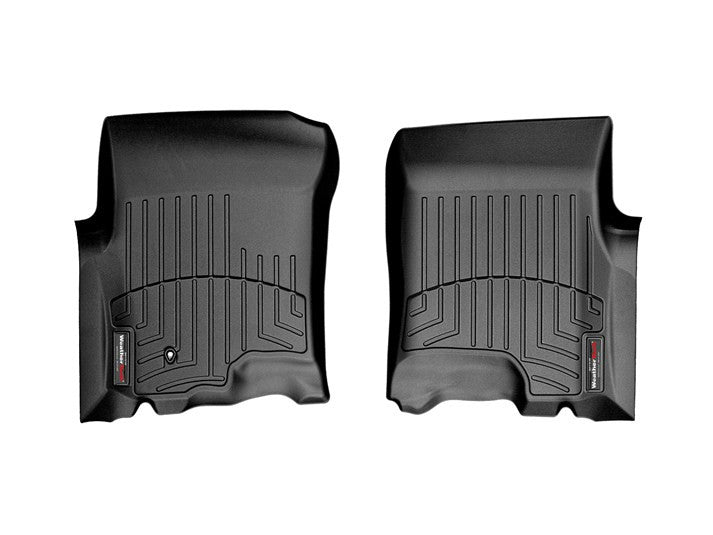 WeatherTech-440821-WeatherTech Digital Fit Floor Liners Ford F-150 SuperCrew 01-03 FRONT-AutoAccessoriesGuru.com