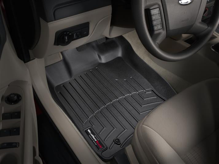 WeatherTech-441081-Ford Fusion 06-09 FRONT WeatherTech Digital Fit Floorliners-AutoAccessoriesGuru.com