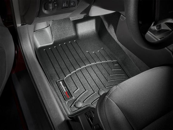 Ford Fusion 10 11 12 FRONT WeatherTech Digital Fit Floorliners-AutoAccessoriesGuru.com