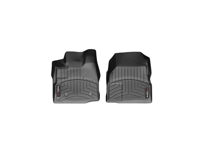 WeatherTech® 443461 Chevy Equinox 11-17 BLACK Digital Fit Floor Liners