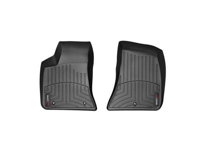 WeatherTech 443791 Digital Fit Floor Liners Dodge Charger RWD 2011 2012 2013 2014 2015 2016 2017 2018 11 12 13 14 15 16 17 18 Front Black Mats