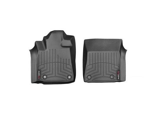 WeatherTech® 444081 Toyota Tundra 12 13 14 15 16 17 18 BLACK Digital Fit Floor Liners
