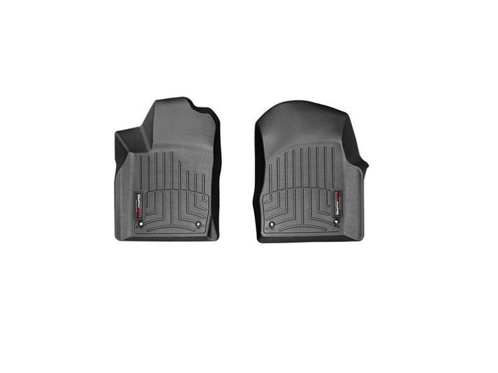 WeatherTech® 444851 Jeep Grand Cherokee 13-15 FRONT/BLACK Floor Liners