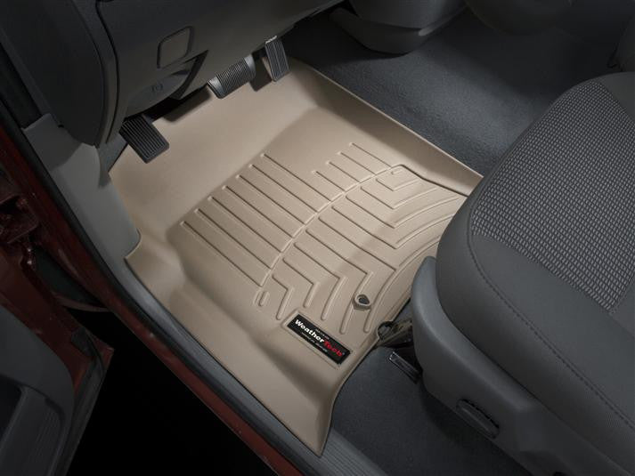 WeatherTech-450041-Dodge Ram 1500 2X4 02-08 FRONT WeatherTech Digital Fit Floorliners-AutoAccessoriesGuru.com