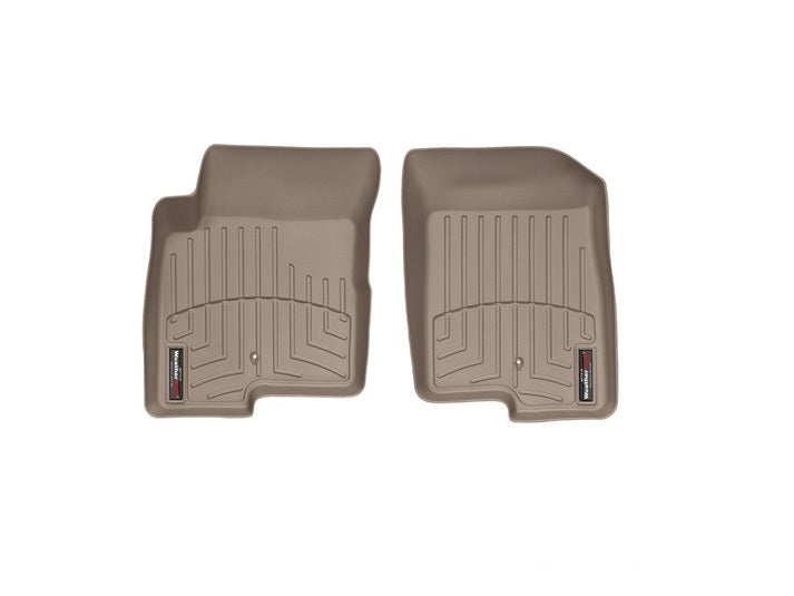 WeatherTech® 450861 Jeep Compass 07-18 FRONT/TAN Floor Liners