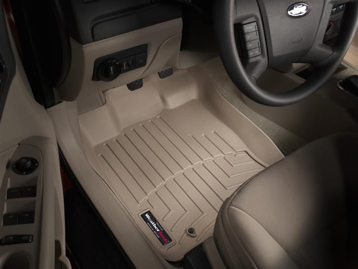 WeatherTech-451081-Ford Fusion 06-09 FRONT WeatherTech Digital Fit Floorliners-AutoAccessoriesGuru.com