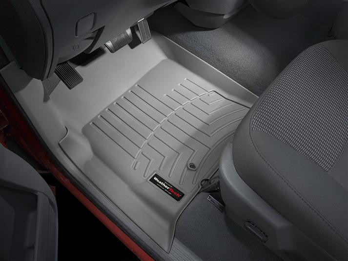 WeatherTech-460041-Dodge Ram 1500 2X4 02-08 FRONT WeatherTech Digital Fit Floorliners-AutoAccessoriesGuru.com