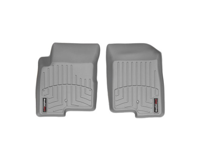 WeatherTech® 460861 Jeep Compass 07-18 FRONT/GRAY Floor Liners