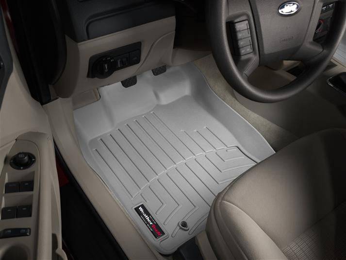 WeatherTech-461081-Ford Fusion 06-09 FRONT WeatherTech Digital Fit Floorliners-AutoAccessoriesGuru.com