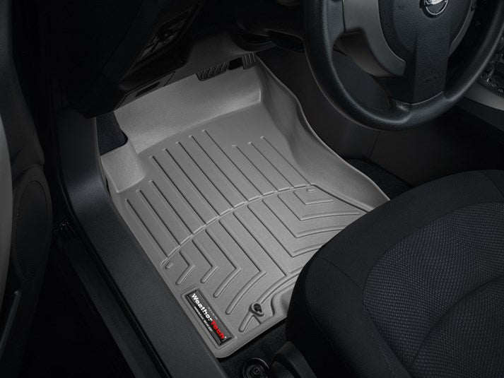 WeatherTech® 461351 Nissan Rogue 08-15 FRONT/GRAY Floor Liners