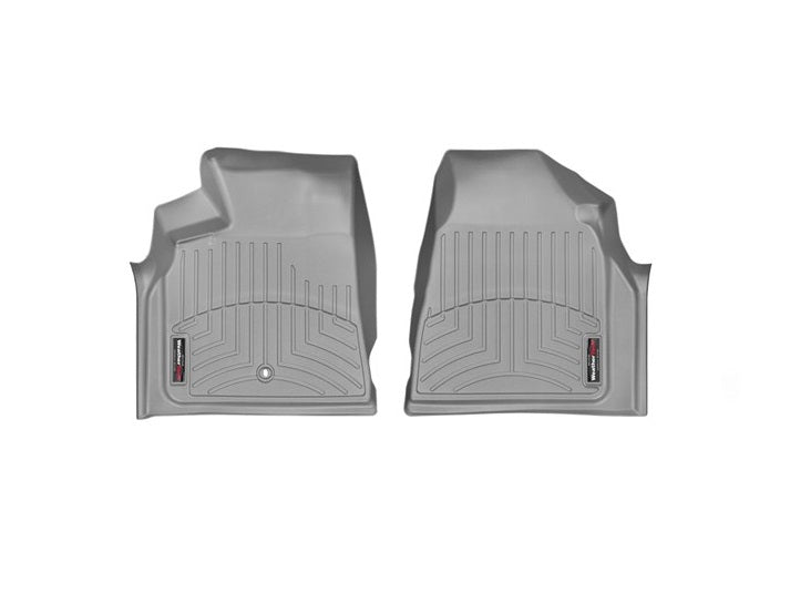 WeatherTech® 462511 Chevy Traverse 09-17 GRAY Front Floor Liners