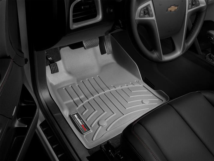 WeatherTech® 463461-462712 Chevy Equinox 11-17 GRAY Floor Liners Set