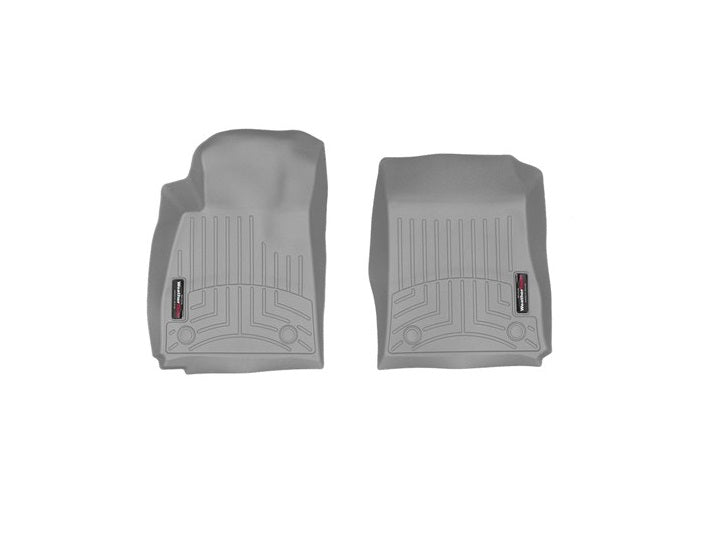WeatherTech® 465341 Chevy Impala 14-18 GRAY Digital Fit Floor Liners