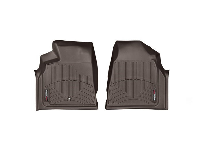 WeatherTech® 472511 Buick Enclave 08-17 COCOA Front Floor Liners