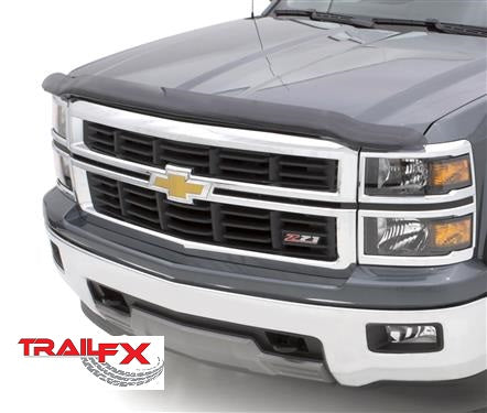 Trail FX 5102 Hood Protector Bug Shield | 11-14 Chevy Silverado 2500/3500 HD