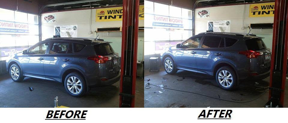 Suntek-Window Tinting | 2 or 4 Door SUV/Station Wagon-AutoAccessoriesGuru.com