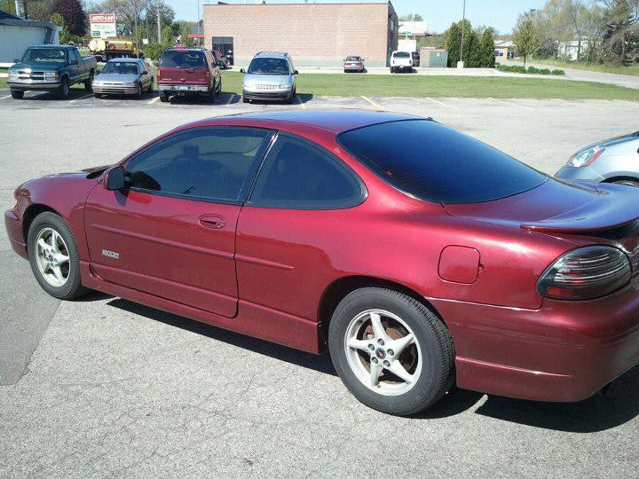 Suntek-FRONT 2 WINDOWS-Window Tinting | 2 Door Coupe-AutoAccessoriesGuru.com