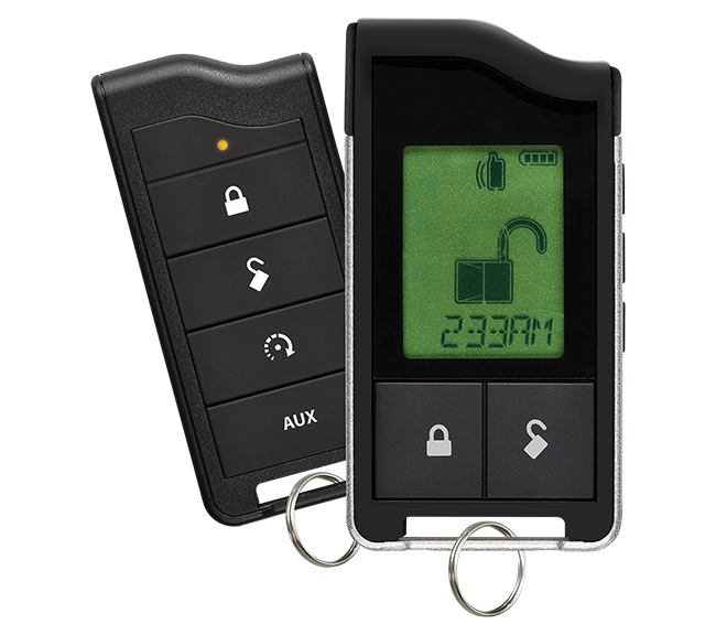 Python 5706P 2-Way LCD Confirming Remote Start/Alarm Combo w/ Siren 1 Mile Range Installation Included Grand Rapids, MI