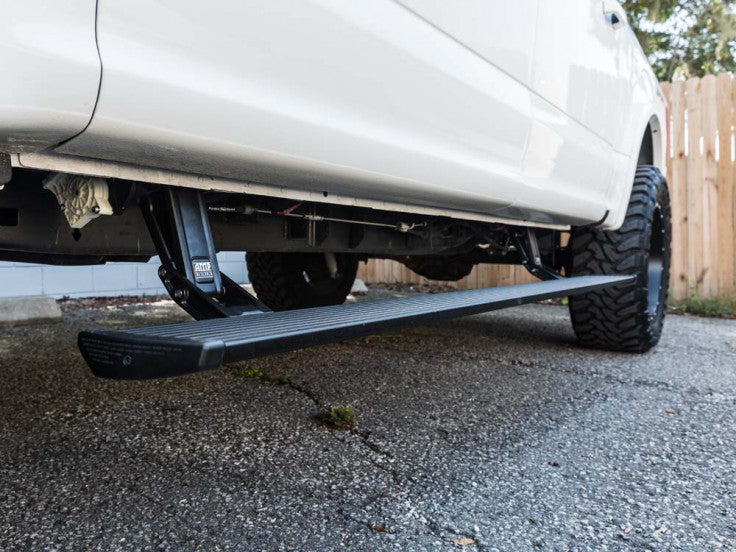 Ford SuperDuty 17-18 Amp Research PowerStep™ Running Boards # 76235-01A