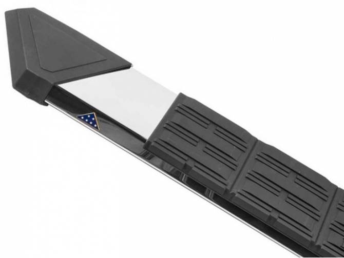 Iron Cross PATRIOT Running Boards 2019 Silverado/Sierra 1500 EXTENDED Cab 532-8280