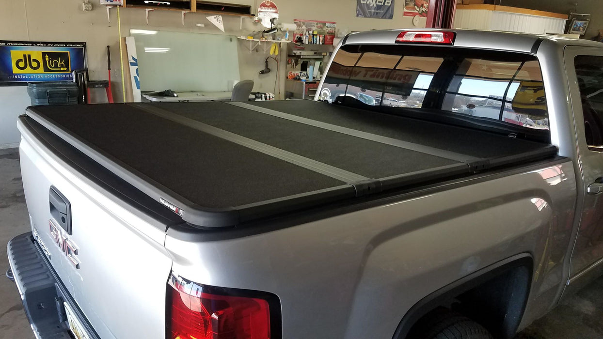 Extang Solid Fold 2.0 | Chevy & GMC Trucks | Short Bed & Standard Bed