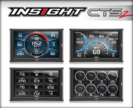 Edge Products Insight CTS2 84130 Performance Gauge/Monitor 96-UP OBDII